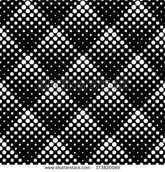 Seamless pattern. Texture with diagonal dots