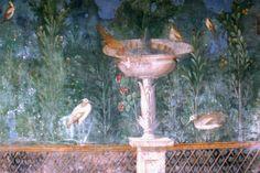 Garden Fresco at Pompeii