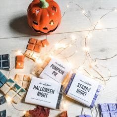 WaxmeltsStudio shared a new photo on Etsy Scented Wax Melts, Soy Wax Melts, Candle Making Business, Star Candle, Wax Burner, Butterfly Gifts, Fall Scents, Halloween Night, Autumn Theme