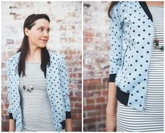 Sewing Scandinavian Style by Cirque Du Bebe | Project | Sewing / Dresses | Outerwear | Kollabora