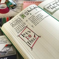 Bullet Journal: Bring Mindfulness Into Your Daily Life
