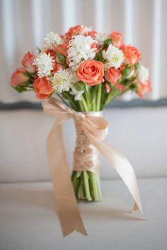 Rosas em casamentos