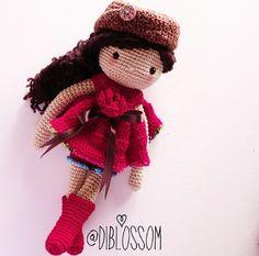 amigurumi #amigurumidoll #crochet