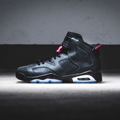 Nike Air Jordan 6 Retro GG (543390-008) Hyper Pink New Arrival   45053d0c4