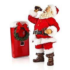Coca-Cola Fabriché Santa at HSN.com.