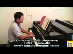 23 Forearm Attack John Thompson   Modern Course for the piano part 1