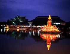 #Loy Krathong - #Thailand