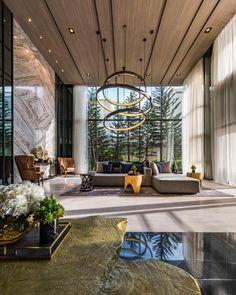 The Line 71 Condominium by Sansiri • Architect » DB Studio • Interior Architects » Urbanique & Arterior Group