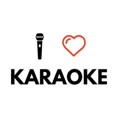 Shop i love karaoke karaoke t-shirts designed by FromBerlinGift as well as other karaoke merchandise at TeePublic. Karaoke, Shirt Designs, My Love, Logos, Awesome, Check, Music, T Shirt, Messages