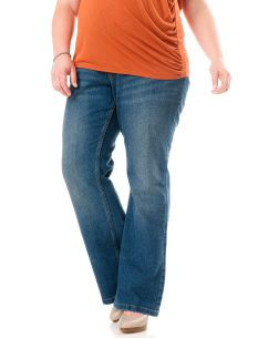 plus size maternity jeans - Jean Yu Beauty
