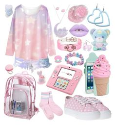Sweets n pastels Vêtements Goth Pastel, Style Pastel, Pastel Goth Outfits, Pastel Goth Fashion, Kawaii Fashion, Cute Fashion, Fashion Styles, Grunge Outfits, Cute Girl Outfits