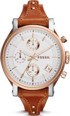 f7d450a70d3 Fossil Watch Boyfriend Ladies ES3837 Watch