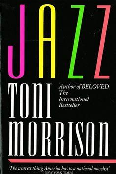 Jazz - Toni Morrison (1993)