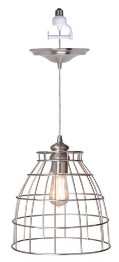 Pendant Light Conversion Kit Classy Kisha Instant Pendant Light Conversion Kit Home Decorators Size 105 Design Inspiration