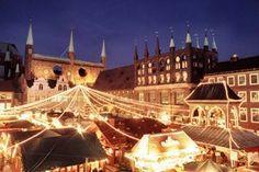 Christmas market Lübeck