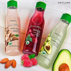 I❤Nature ❤MB Natural Hair Care, Natural Hair Styles, Oriflame Business, Oriflame Beauty Products, Beauty Care, Hair Beauty, Body Love, Natural Cosmetics, Face Wash