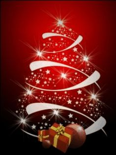 Fotos animadas de Navidad.
