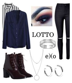 """""""Lotto inspired outfit (D.O ver.)"""" by evelynaguilar235 on Polyvore featuring Botkier, Zimmermann, Sophie Buhai, BillyTheTree, do, EXO and lotto"""