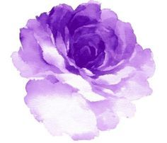 purple watercolor carnation tattoo - Google Search