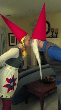 Gnome costumes, 2011.