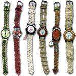 Handmade Hemp Watch Bands!