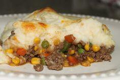 What's Cookin', Good Lookin'?: Shepherd's Pie