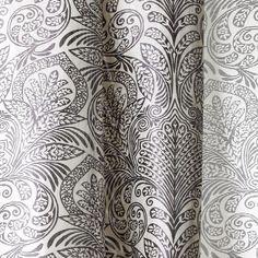 Dedar Fabrics Folies Shop online, worldwide shipping: http://www.ethnicchic.com/products/folies