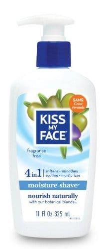 Kiss My Face - Moisture Shave Green Tea & Bamboo - 11 oz. ml) Kiss My Face Green Tea and Bamboo Moisture Shave is Kiss My Face, Kiss Me, Best Shaving Cream, Soap For Sensitive Skin, Vegan Facts, Best Shave, Shaving Soap, Vegan Beauty, Natural Essential Oils