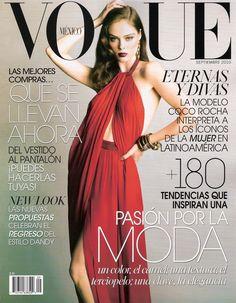 Coco Rocha - Vogue Mexico Magazine (September 2010)