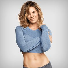 Can't afford a personal trainer? Jillian Michaels is at your fingertips with custom fitness and meal plans in her new app! One Song Workouts, Workout Songs, Running Songs, Running Tips, Buns Of Steel, Lean Legs, Fitness Photoshoot, Jillian Michaels, Fitness Design