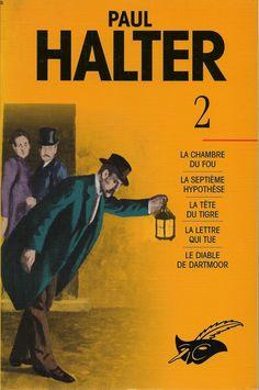 Les Intégrales du Masque - Paul Halter - Volume 2 - Recto - Avril 1999