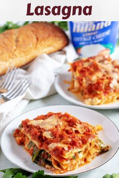 Could You Eat Pizza With Sort Two Diabetic Issues? Our Mushroom Lasagna Is Loaded With Veggies And Made With Low-Fat, Protein Packed Cottage Cheese Learn More About Hilanddairy Lasagna With Cottage Cheese, Cheese Lasagna, Meatless Lasagna, Veggie Lasagna, Italian Crockpot Recipes, Beef Recipes, Vegetarian Recipes, Wheat Pasta Recipes, Mushroom Lasagna