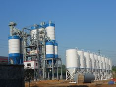dry mix mortar plant jual in indonesia