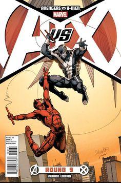 Avengers Vs. X-Men # 9 (Variant) by ?
