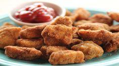 Guarda questa ricetta - Nuggets di Pollo – di Ree Drummond e altri gustosi piatti su Food Network