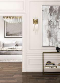 Descubre las últimas tendencias en candelabros de lujo para tu proyecto de iluminación. Encuentre más en www.covethouse.eu