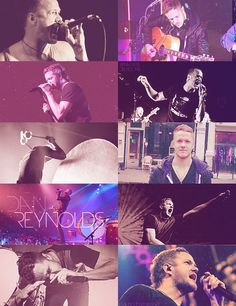 Dan Reynolds | Imagine Dragons <3
