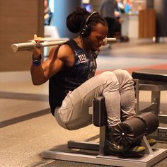 """Ulissesworld on Instagram: """"#LegDayFinisherPlusCore Blasted Legs yesterday and did a crazy finisher on the Sissy Squat Machine. I totally destroy my legs on this…"""""""