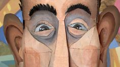 Beauty Is Embarrassing': Giant Puppets, Painted Words, And What ...