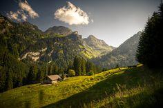 Switzerland. Such a familiar scene.