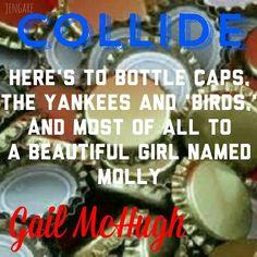 Collide Gail McHugh #TheCollideSeries #GavinBlake