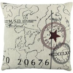 PARK B. SMITH® WORLD SQUARE DECORATIVE PILLOW - JCPenney