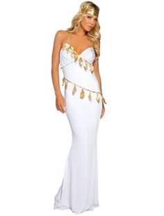 Goddess Of Spartan - Angels Fancy Dress Costumes