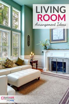 Feeling stuck with an awkward layout? Click to install EasyHomeDecorating™ for ideas on how to transform your space. It's free!