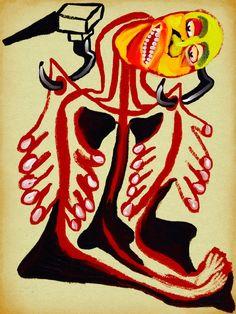 'Costillas del Hombro' by Rony.