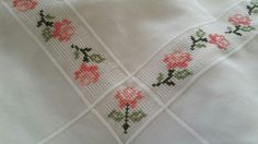 Cross Stitch, Scrapbooking, Embroidery, Diy, Cross Stitch Rose, Towels, Modeling, Xmas, Craft