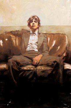 Michael Carson - Contemporary Artist - Figurative Painting - Before The Music contemporain Michael Carson Figure Painting, Painting & Drawing, Painting Abstract, Acrylic Paintings, Abstract Landscape, Pastel Paintings, Abstract Sculpture, Painting Inspiration, Art Inspo