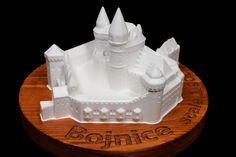 bojnice castle 3d model