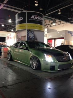 Cadillac CTS V - VPS