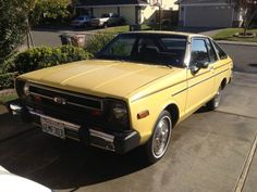 1979 Datsun 210 had one of these 21 years ago...oh the memories :)